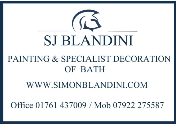 SJ Blandini Painting and Specialist Decoration of Bath
