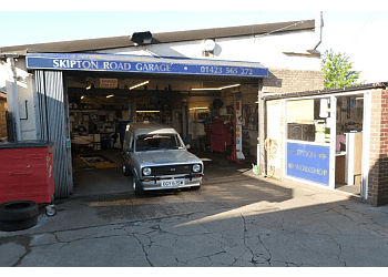 Skipton Road Garage