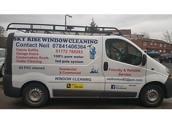 Sky Rise Window Cleaning