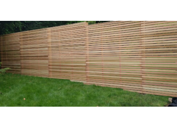 Slatted Screen Fencing Ltd