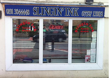 Slingin'ink Tattoo Studio