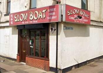 Slow boat Chinese Takeaway