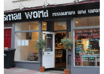 Small world Restaurant and Tapas bar