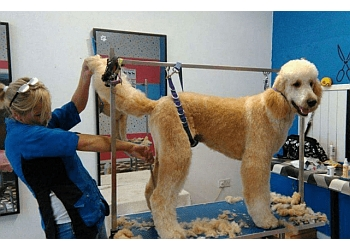 Snoopdogs grooming salon