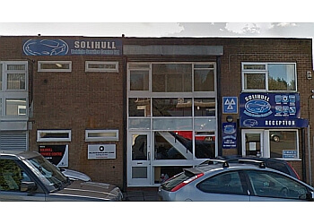 Solihull Vehicle Service Centre LTD.