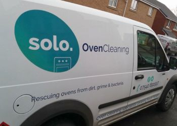 Solo Oven Cleaning