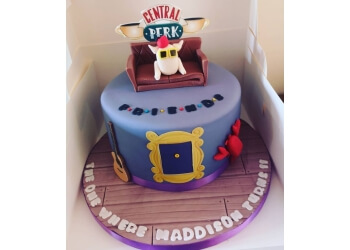 Sonia Caunce Cake Design