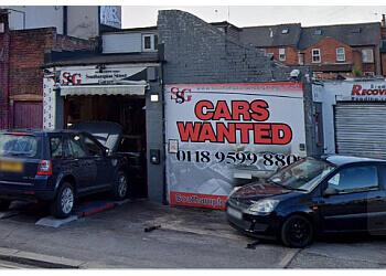 Southampton Street Garage