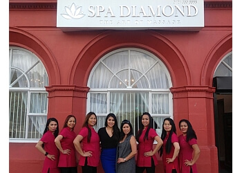 Spa Diamond Birmingham