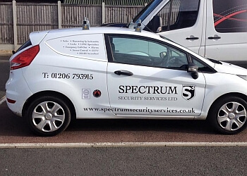 Spectrum Security Services ltd