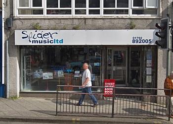 Spider Music Ltd