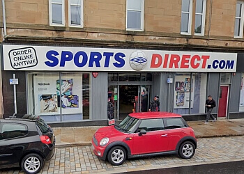 Sports Direct Kirkcaldy