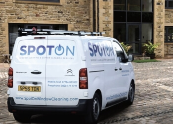 SpotOn Window Cleaning & Gutter Clearing Services