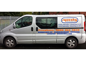 Squeaky Commercial Services