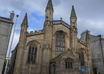 St ANDREW's CATHEDRAL, ABERDEEN