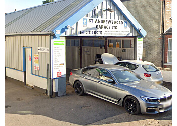 St. Andrew's Road Garage Ltd.