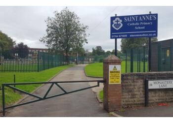 St Anne's Catholic Primary School
