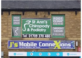 St Ann's Chiropody & Podiatry