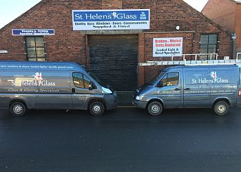 St Helens Glass NW Ltd.