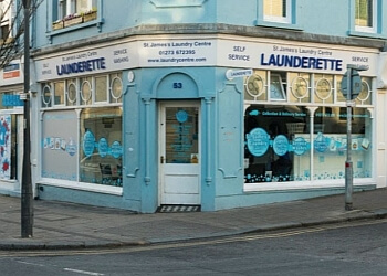 St James's Laundry centre