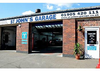 St John's Garage