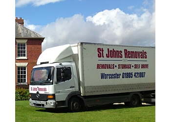St Johns Removals
