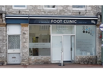 St Marychurch Foot Clinic Chiropody & Podiatry