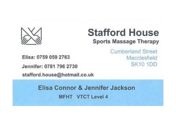 Stafford House Sports Massage