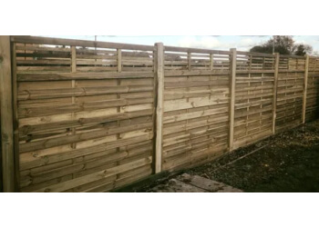 Staffordshire Fencing Contractors