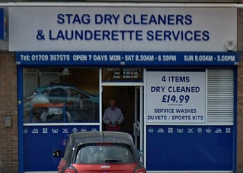 Stag Launderette & Dry Cleaners