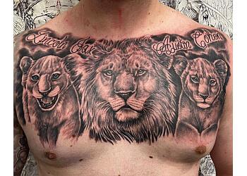 Stallions and Galleons Tattoo