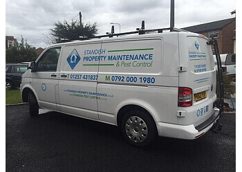 Standish Property Maintenance & Pest Control