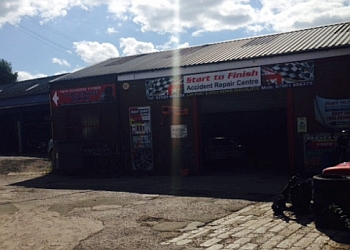 Start to Finish Accident Repair Centre