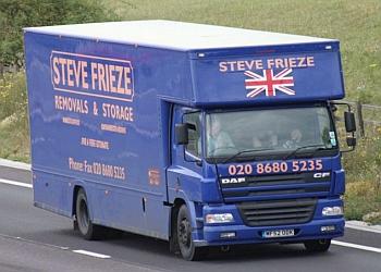 Steve Frieze Removals