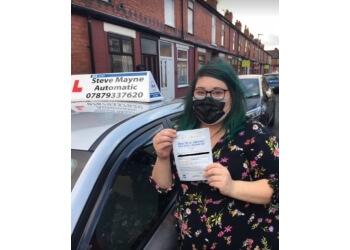 Steve Mayne Driver Training