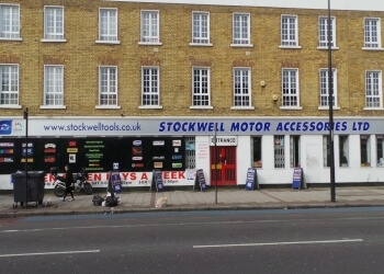 Stockwell Motor Accessories Ltd