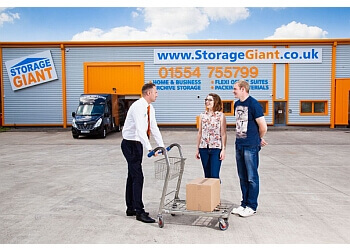 Storage Giant Llanelli (Self Storage)