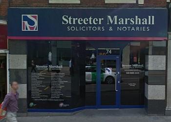 Streeter Marshall
