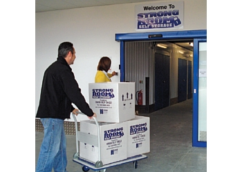 Strongroom Self Storage Ltd.