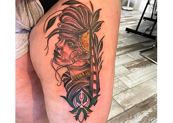 Studio 54 Custom Tattoo's