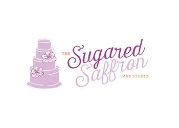 Sugared Saffron Cake Studio
