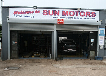 Sun Motors Garage