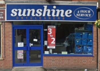Sunshine Dry Cleaners and Commercial Laundry Services