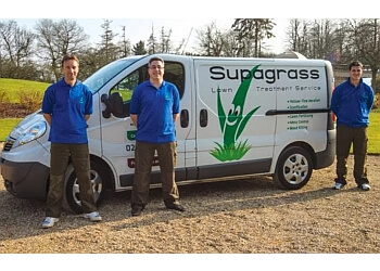 Supagrass Lawn Treatment Services Ltd.