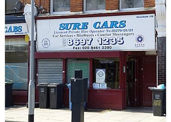 Sure Cars 24hour Minicab & Couriers