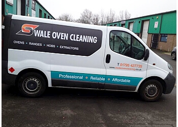 Swale Oven Cleaning