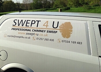 Swept 4 U professional Chimney Sweeps