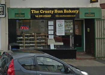 THE CRUSTY BUN BAKERY