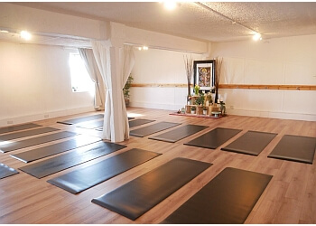 THE KALI COLLECTIVE YOGA AND BARRE STUDIO