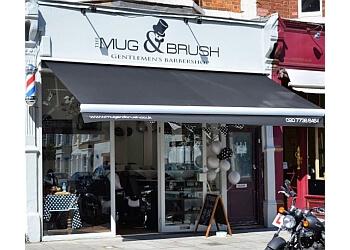 THE MUG & BRUSH Barbershop